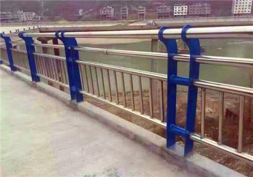 安康公园不锈钢复合管栏杆实体厂家长期合作