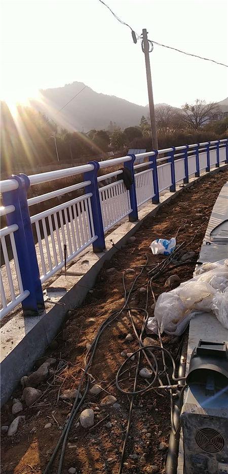 黑河高速公路桥梁防撞护栏立柱哪里有定做的