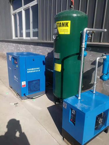 马鞍山储气罐空压机