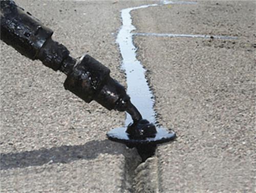 新聞:蚌埠自愈性路面灌縫膠資訊