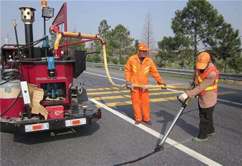 蚌埠公路灌縫膠一平米多重&歡迎垂詢