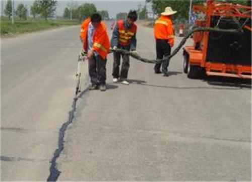 新闻:黔西南自愈性路面灌缝胶的价格