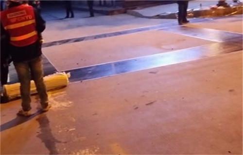 新闻:青海海南道路密封胶+贴缝带配套工艺批发价