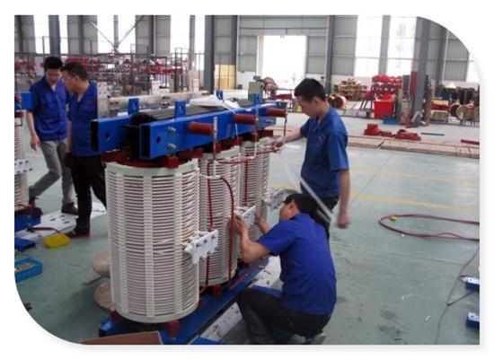 本溪SCB10-400KVA10KV型干式变压器全铜