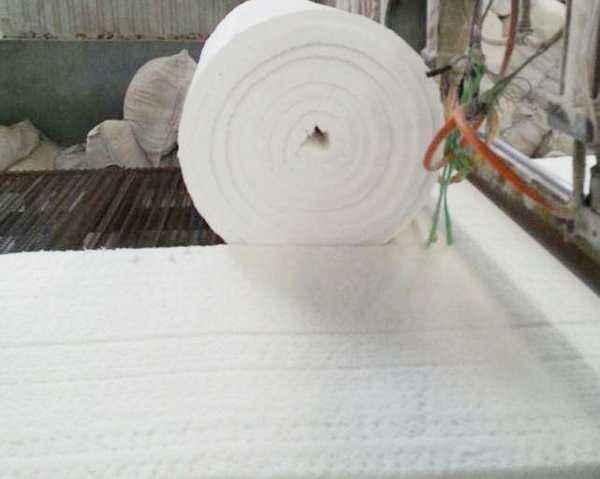 天水硅酸铝针刺毯说明书