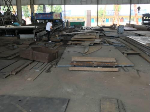 q355b钢板生产厂家,惠州钢板切割加工