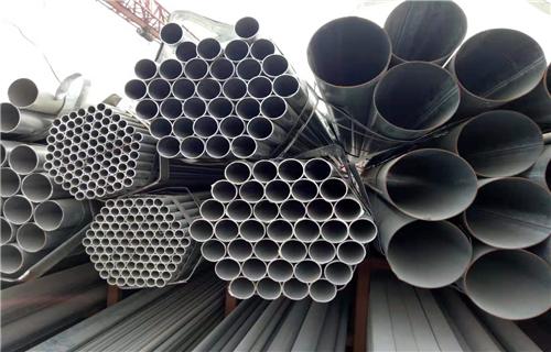 辽宁本溪市镀锌管钢材市场