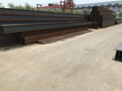 辽宁南芬区角钢钢材市场