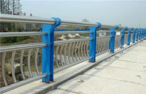 阿坝304不锈钢复合管栏杆生产直销