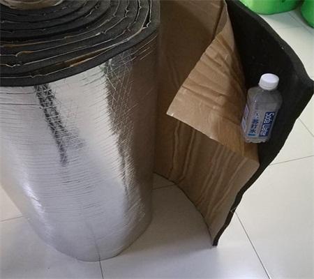 蚌埠橡塑保溫板代理商_橡塑板