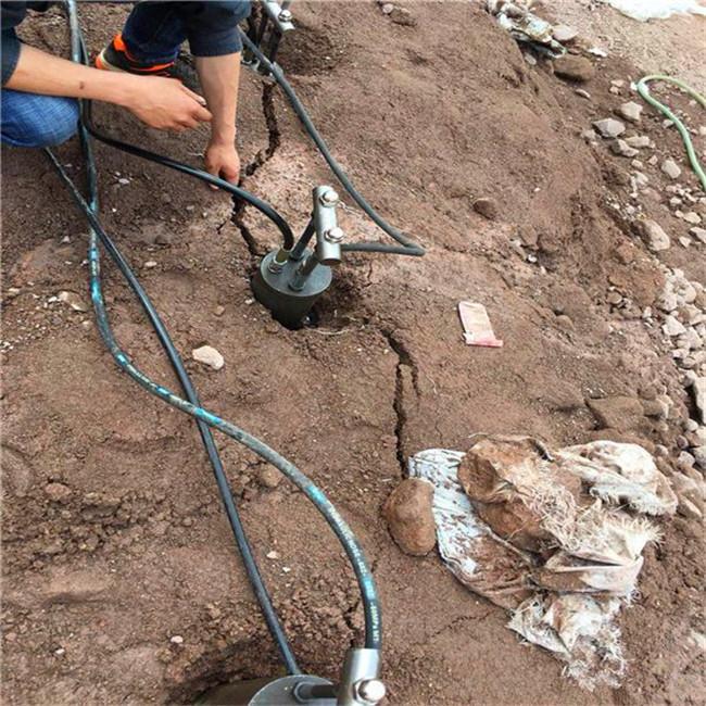 什么机器能快速破石头湖南省