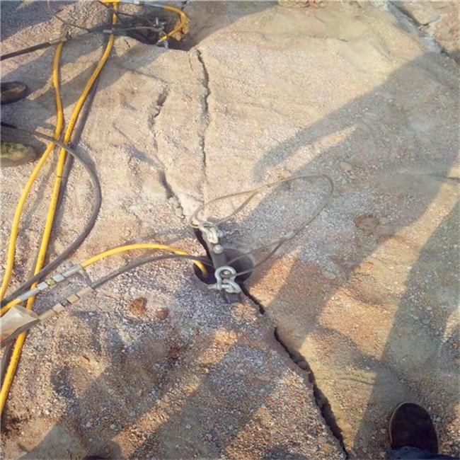挖地基都是石頭怎么處理安徽省蚌埠