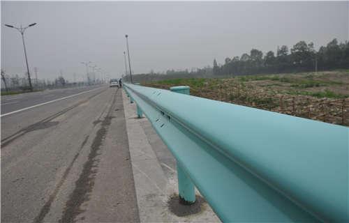环氧锌基聚酯涂层护栏芜湖