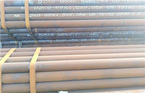 宿州45#无缝钢管专业生产及销售