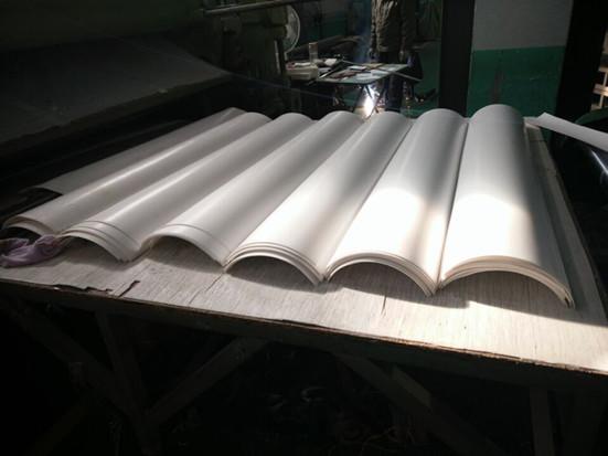 山东临沂临沭县聚四氟楼梯乙烯板多少钱平米