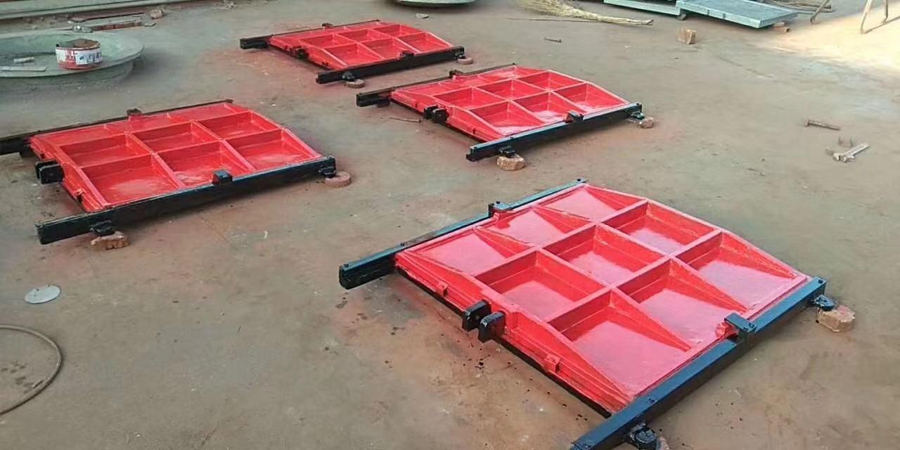 临沂铸铁方形闸门10年生产经验