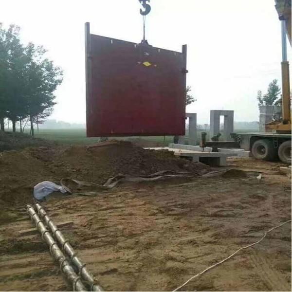 内江污水处理厂铸铁闸门重信用厂家