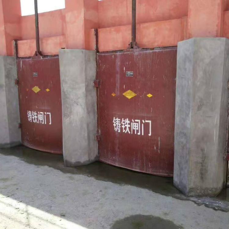 湖南铸铁镶铜闸门