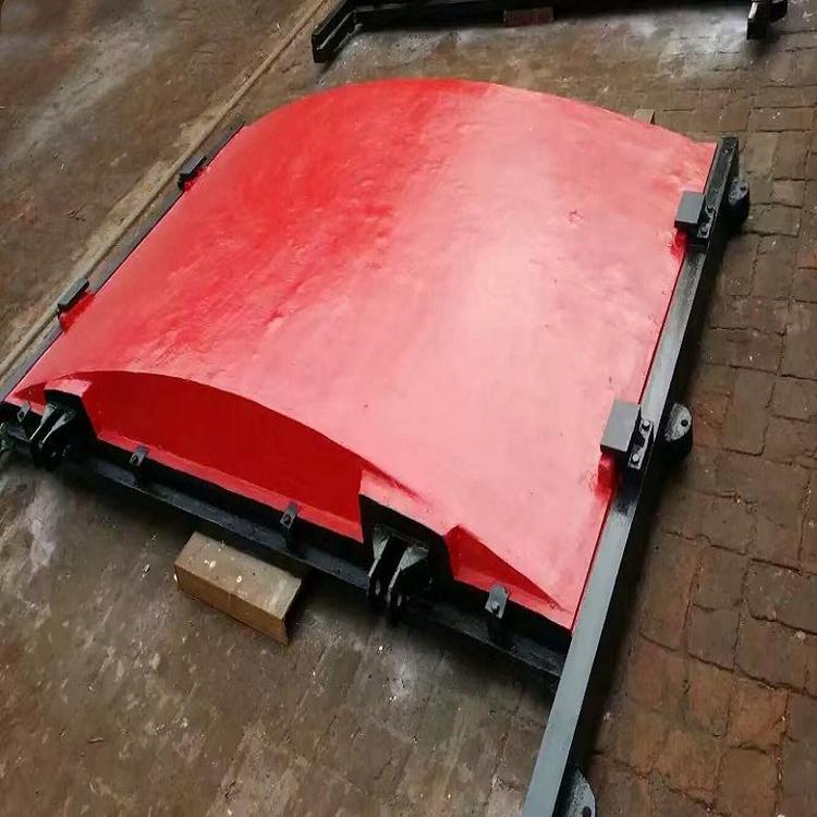 临沂河道铸铁闸门出厂附带质量检测报告