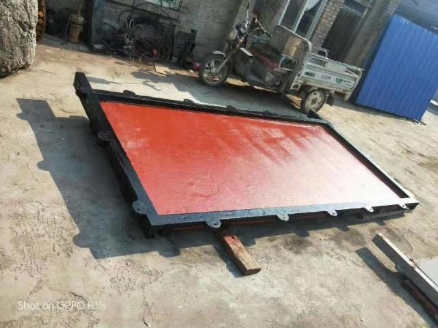山东钢制滑动闸门厂家专业生产