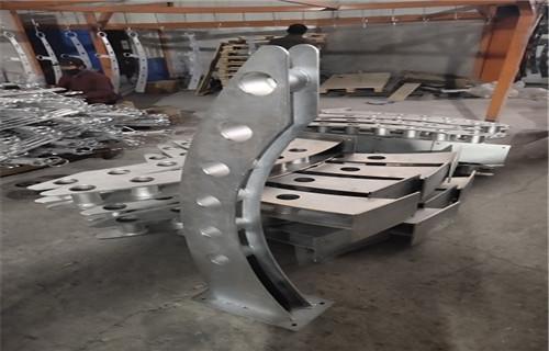 惠州不锈钢碳素钢复合管护栏极速发货