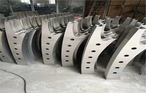 蚌埠橋梁扶手不銹鋼復合管生產供應