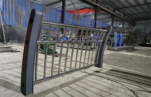 蚌埠不銹鋼橋梁景觀護欄制作標準