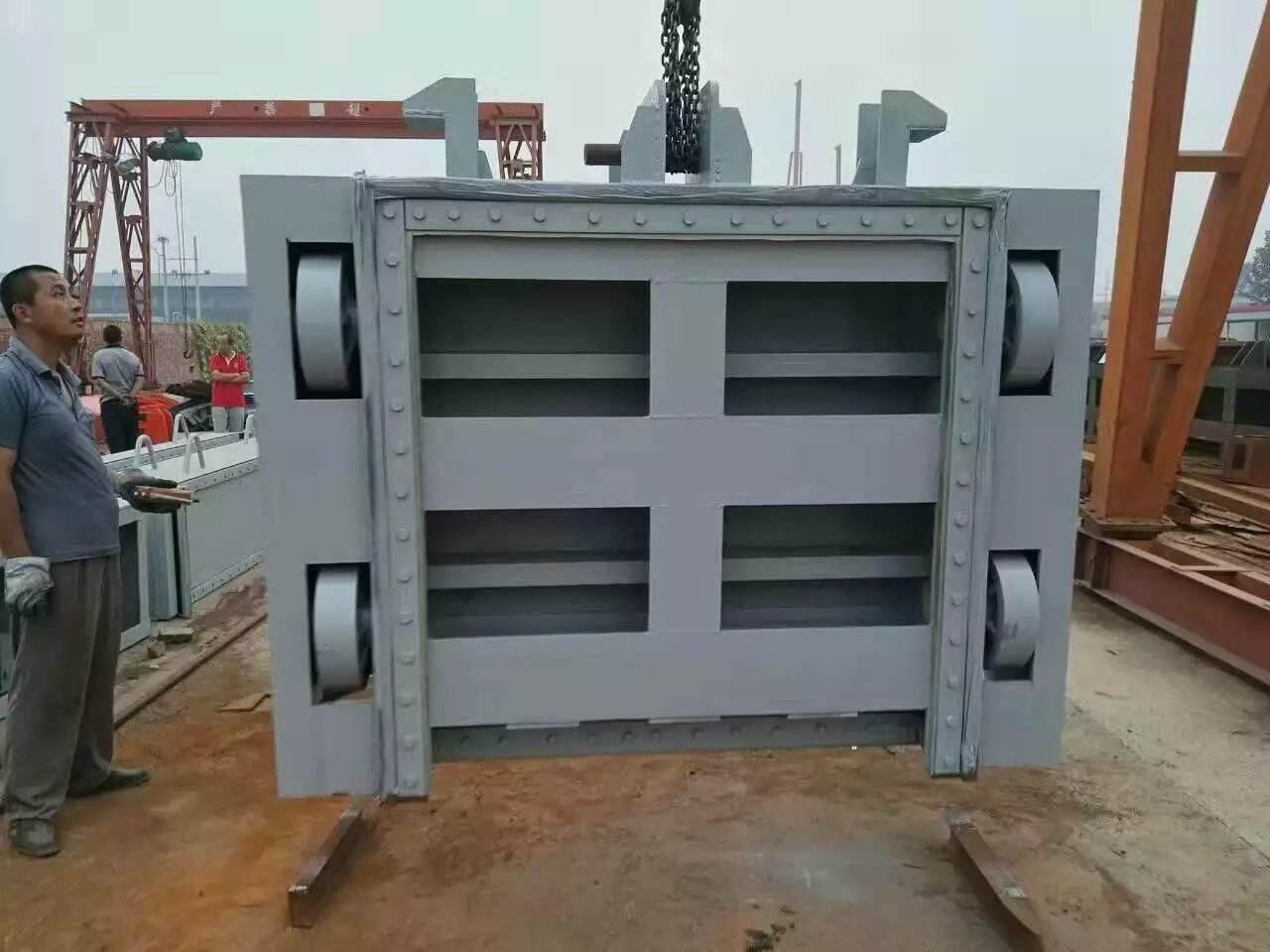 黑龙江钢制闸门价格