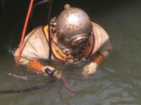 德州水下服务公司-多年成功经验
