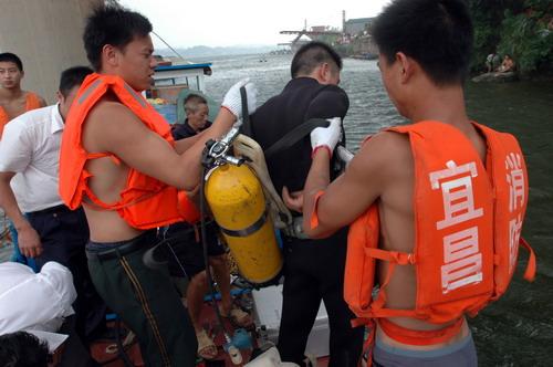 山东潜水打捞公司-水下作业公司