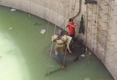 安庆潜水打捞队-尸体打捞