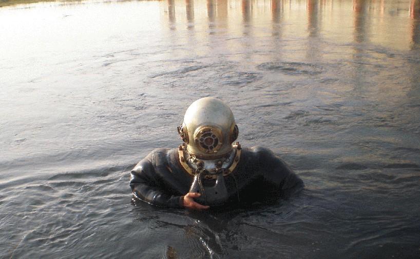 蚌埠潛水打撈隊-物證打撈