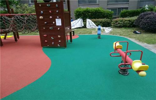 安徽省蚌埠市運動場塑膠跑道環保型材料