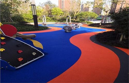 辽宁公园塑胶健身步道自主创新厂家