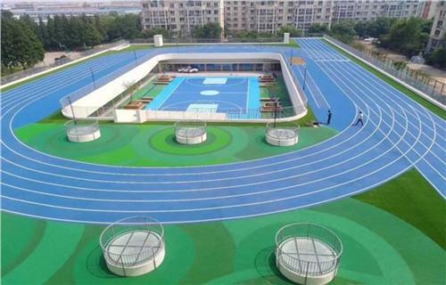 黑龙江塑胶球场//塑胶跑道工厂家