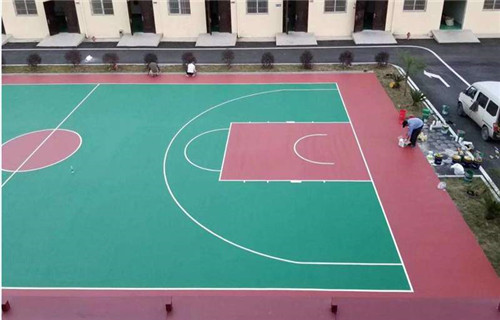 辽宁塑胶跑道厂家排名