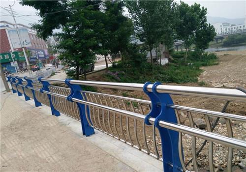 黑龙江齐全的桥梁景观护栏费用