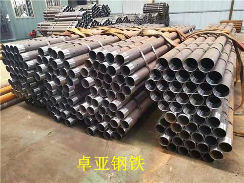 钢花管注浆锚杆技术指标黑龙江省钢管
