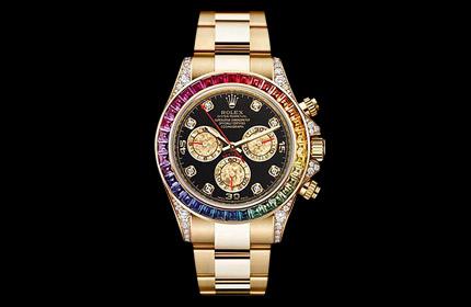 辽宁劳力士机械表机芯清洗保养费用丨Rolex手表换表底