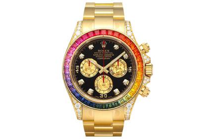 廊坊劳力士机械表机芯清洗保养费用丨Rolex手表换表盘