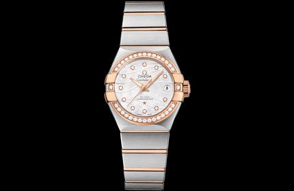 重庆欧米茄手表售后维修专修服务点丨Omega手表换表针