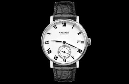 北京萧邦手表无法上发条丨Chopard表维修站