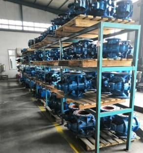 蚌埠2.2kw型羅茨鼓風機-章丘市昶盛風機廠