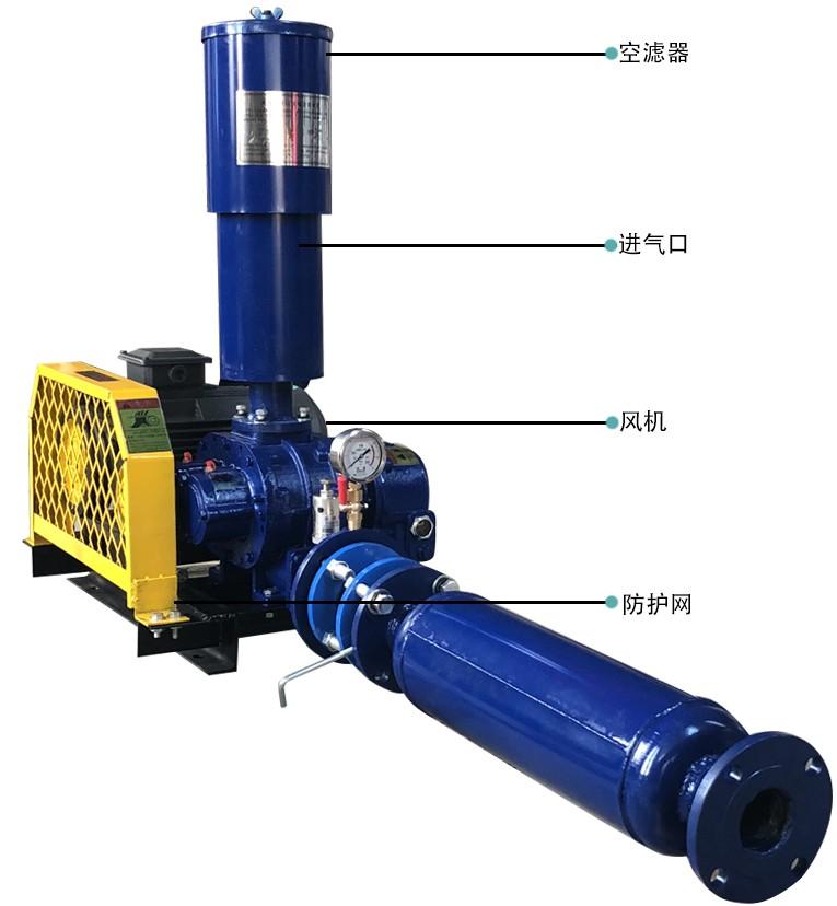 蚌埠低噪音羅茨泵-昶盛羅茨風機(小李)