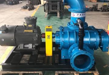 蚌埠CSR175羅茨泵-昶盛羅茨風機(小李)