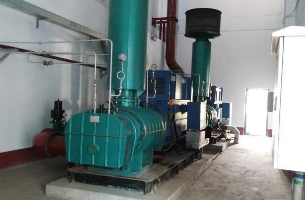 蚌埠污水處理羅茨鼓風機-章丘昶盛機械風機廠