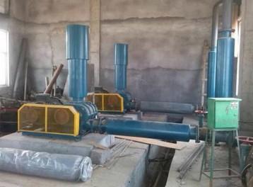 漳州罗茨风机双油箱-昶盛风机厂供应