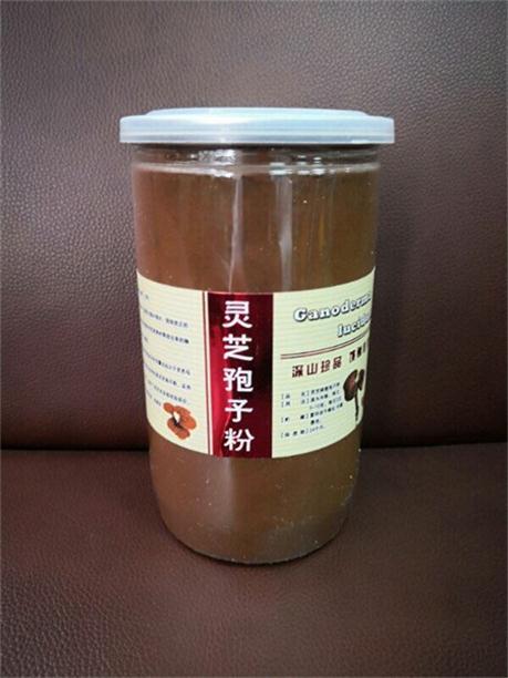 沧州灵芝孢子营养价值高