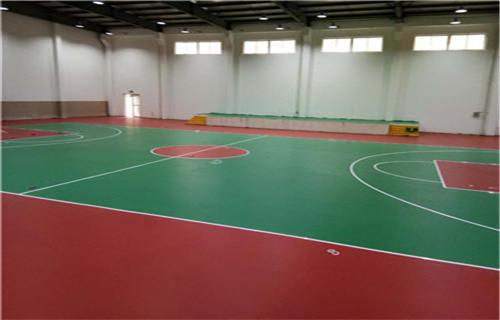 西藏丙烯酸球场球场材料篮球场报价