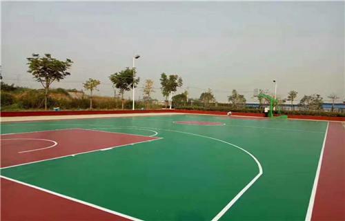临沂丙烯酸篮球场球场翻新球场厂家